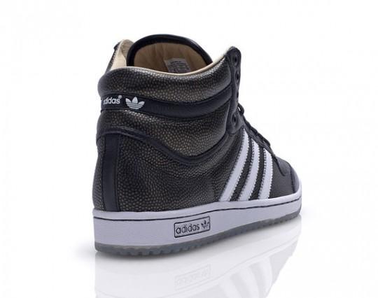 "Undefeated x adidas Originals Top Ten Hi ""B Sides"" Le Site"