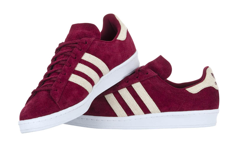 Adidas Campus boutique rouge