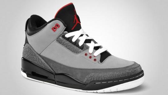 Air Jordan III Retro Stealth: images officielles - Gov