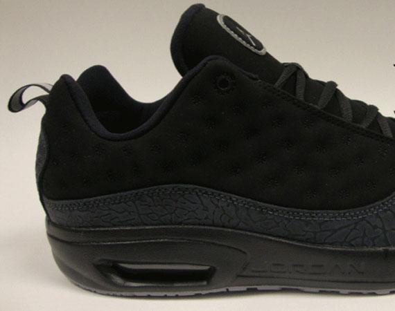 separation shoes a710c 3e047 Air Jordan CMFT Viz Air 13 Black-Metallic Silver-Stealth ...