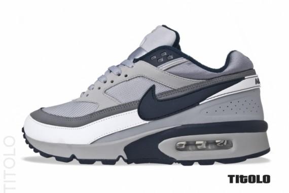 air max bw gris