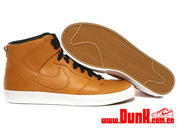 732cb04d06d Nike Dunk High Ac Tz Black Canvas Shoes Free Nike Dunk High Ac Tz ...