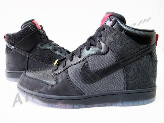 cheap for discount f69cd 4ba57 Mighty Crown x Nike Dunk High Premium