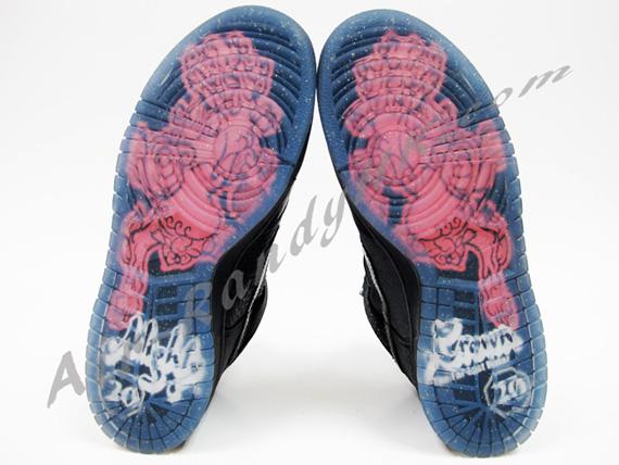 super popular 93693 b8797 Acheter les Nike Dunk High Premium x Mighty Crown sur Nikestore. via AR