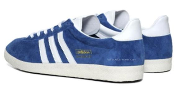 Adidas Gazelle OG Lone Blue dispo - Gov