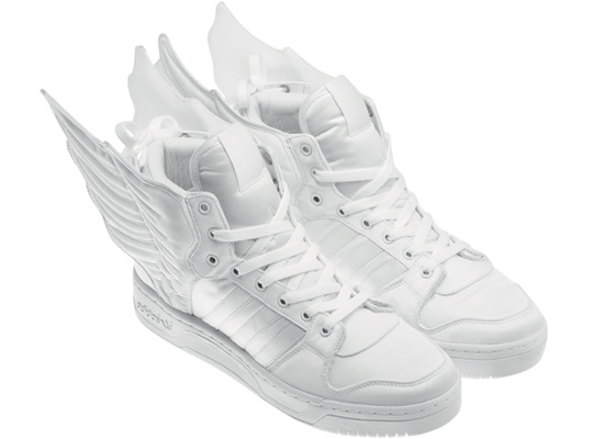 adidas jeremy scott wings blanc