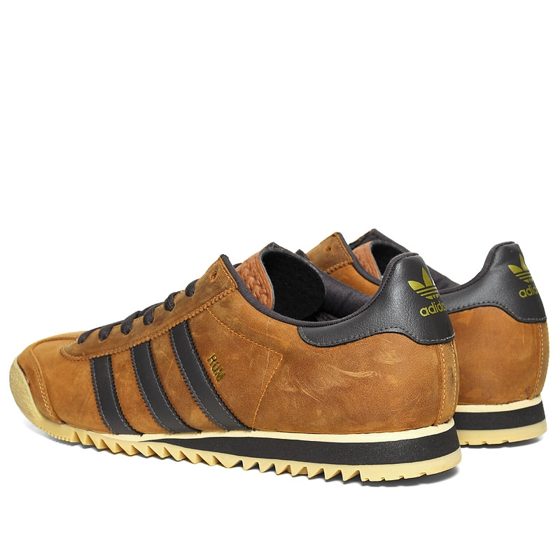 7002ab0784ae Acheter les Adidas Rom Umber-Dark Brown sur Endclothing.