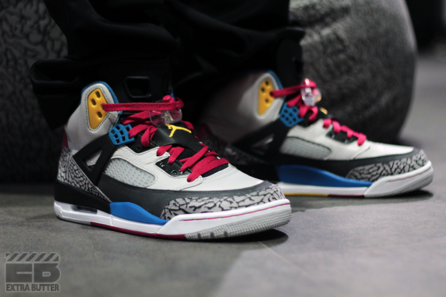 finest selection 53f6b c6dda Air Jordan Spiz ike Bordeaux dispo Nikestore - Le Site de la Sneaker