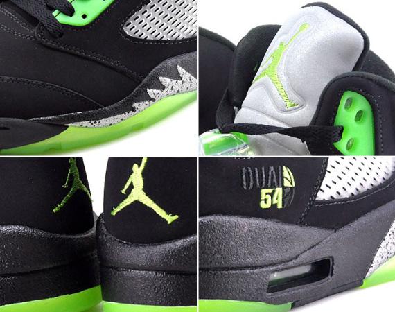 3fdfb05713cd Air Jordan V  Quai 54′ Black dispo sur eBay - Le Site de la Sneaker