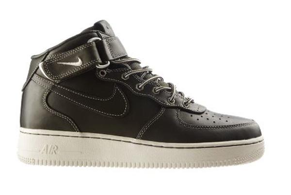 Nike Site Cargo Air Khaki Force Mid Dispo 1 La Sneaker Le De BWZRBCnqwx
