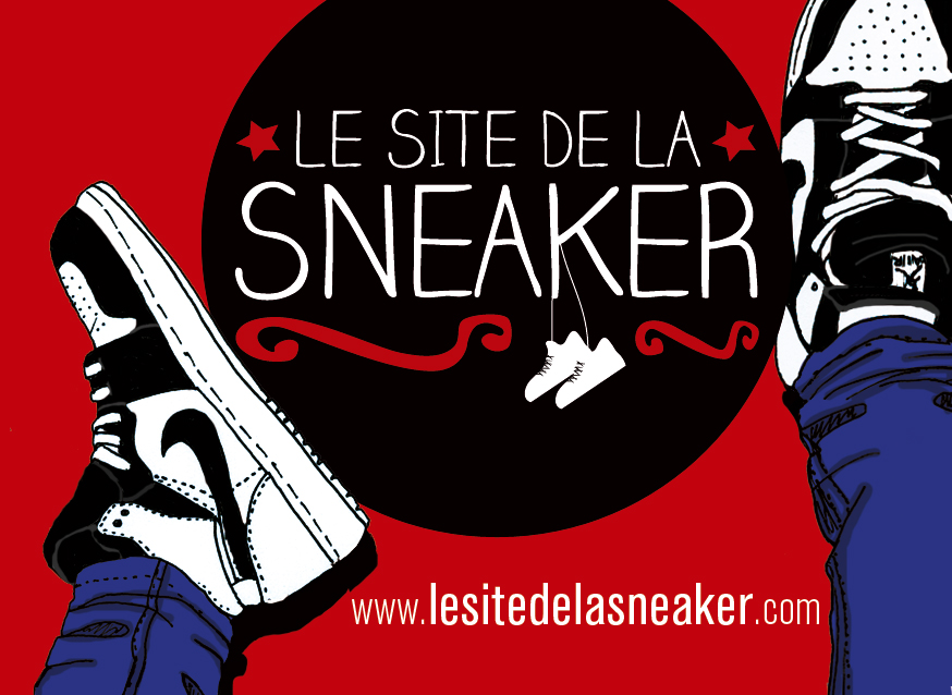 stickers rouge le site de la sneaker. Black Bedroom Furniture Sets. Home Design Ideas