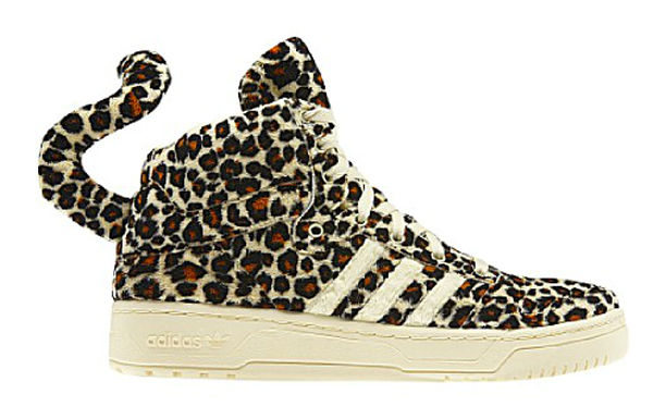 Adidas Jeremy Scott Leopard Le Site de la Sneaker