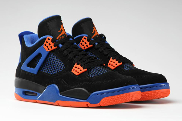 the best attitude 72f58 3d327 Air Jordan IV Cavs - Le Site de la Sneaker
