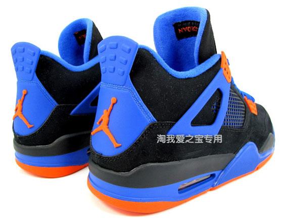 Air Jordan IV Knicks