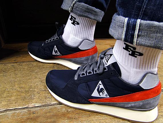 nouveau authentique meilleur en ligne les mieux notés dernier le coq sportif sneaker eclat