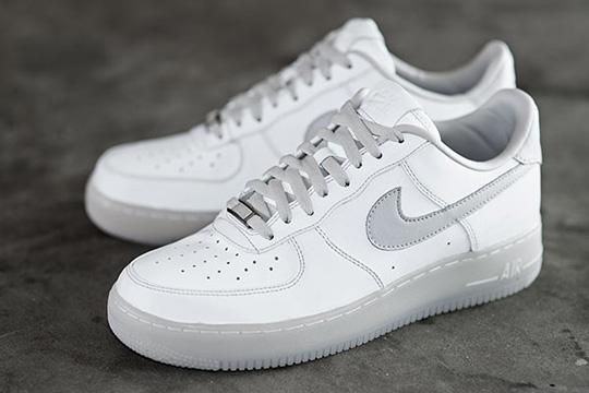Nike Air Force One lo réfléchissante