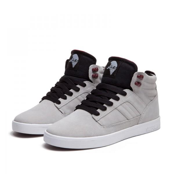 ec06a3a439c5 Supra Bandit  Light Grey  - Le Site de la Sneaker