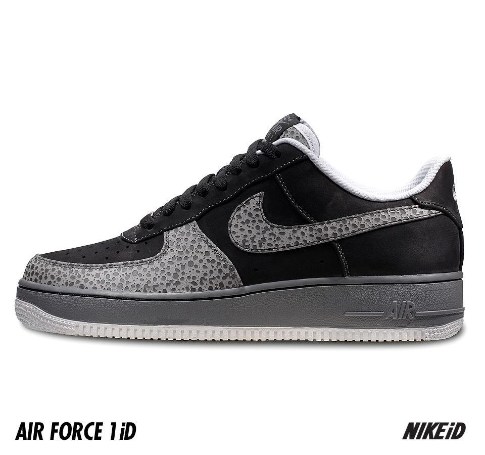 Nike Air Force 1 iD Option Safari - Le Site de la Sneaker 18caa3651
