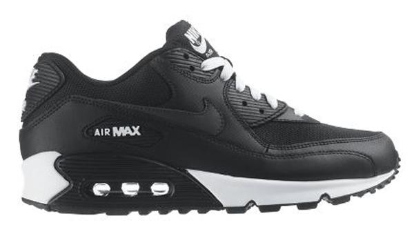 air max 90 cuir blanc