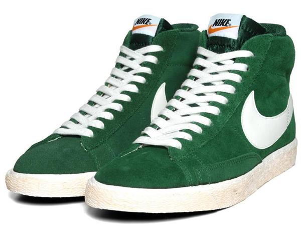nike blazer green