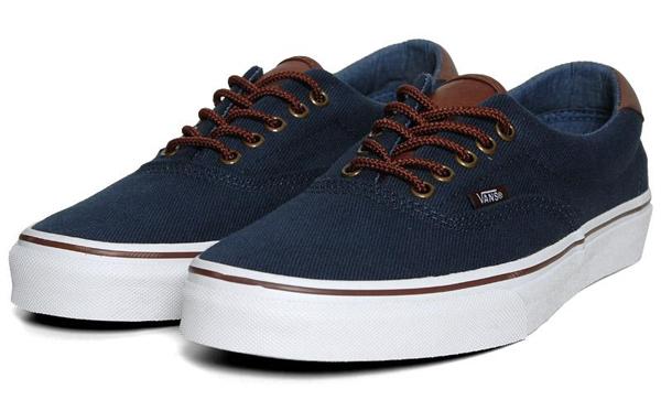 Vans Era 59 Dress Blue Brunette - Le Site de la Sneaker