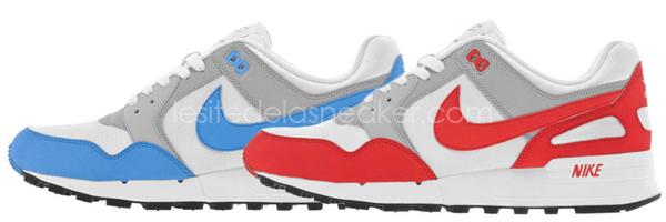 751eeb7e95f Nike Air Pegasus  89 inspirées des Air Max 1 OG - Le Site de la Sneaker