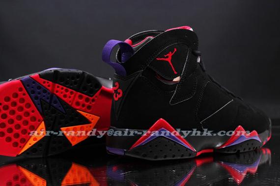 sports shoes 6c70e 8cbbb Release date: Air Jordan VII Raptors - Le Site de la Sneaker