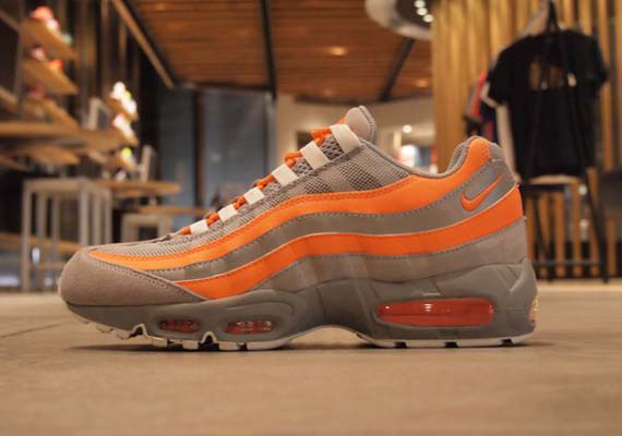 Nike Air Max 95 iD Option Reflechissant