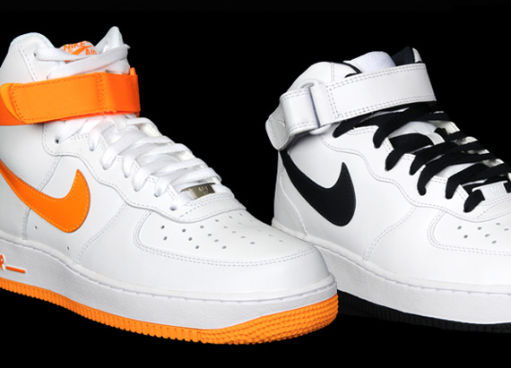 Mai Nike Air Force Sneaker 2012 Le 1 Site De La HighMid WDE9H2I