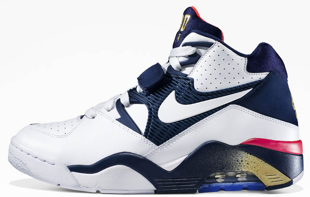 sale retailer 0949e 12af1 Nike Air Force 180 Olympic Charles Barkley