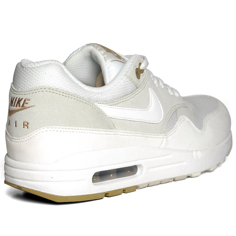 the best attitude 4a672 d0029 Nike Air Max 1 Light Bone - Le Site de la Sneaker