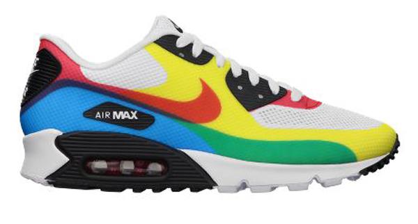 nike air max 90 hyperfuse olympic le site de la sneaker