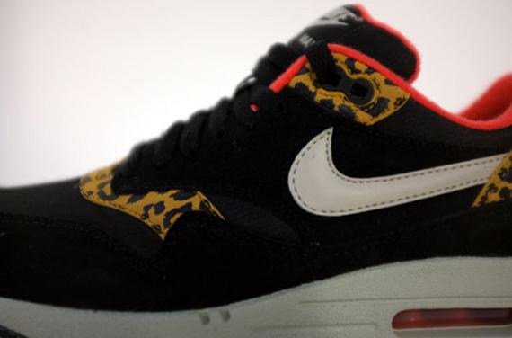 design intemporel f9b99 3525b Nike WMNS Air Max 1 Leopard Pack - Le Site de la Sneaker