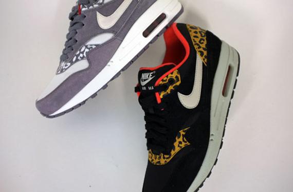 Nike WMNS Air Max 1 Leopard Pack Le Site de la Sneaker