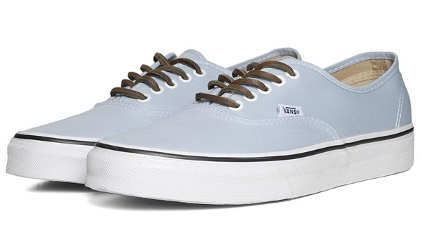 Vans California Authentic CA Powder Blue - Le Site de la Sneaker