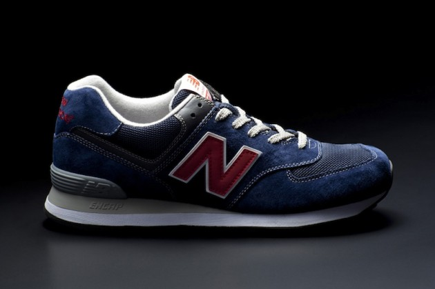 new balance 574 rouge et bleu