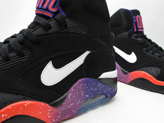 Nike Air Force 180 High BlackWhite Court Purple Rave Pink