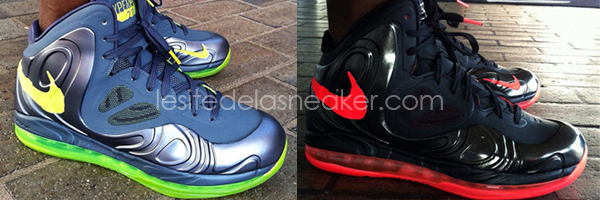 online retailer 95174 004c1 Nike Air Max Hyperposite Black Bright Crimson   Charcoal Atomic Green
