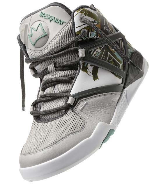 basquiat x reebok automnehiver 2012 le site de la sneaker