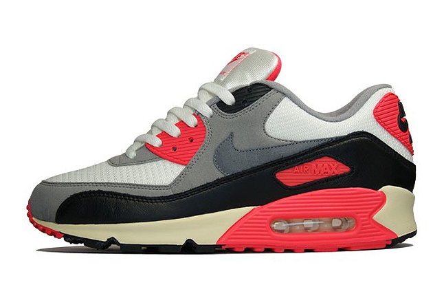 super popular 541e9 a3198 Nike Air Max 90 Infrared PRM Vintage Printemps 2013 - Le Site de la ...