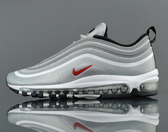Nike Air Max 97 Hyperfuse 'Silver Bullet'