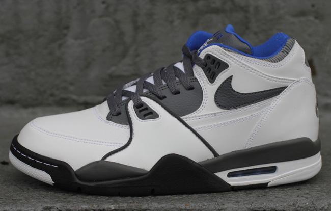 Shop Cheap Nike Air Flight 89 Magnet Grey Blue White