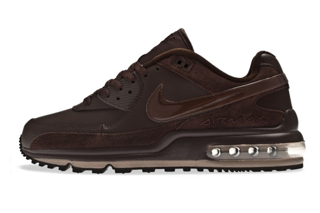 air max cuir marron