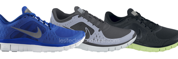 Nike Free Run+ Archives