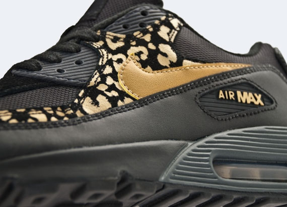 nike air max 90 metallic leopard pack