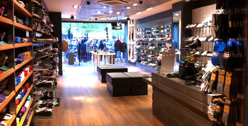 nike boutique chatelet
