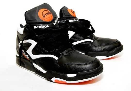 reebok pump noir 1991