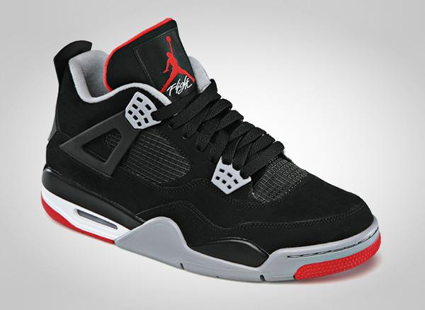 Air Jordan Black Red