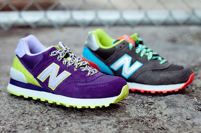 New Balance 574 Candy Pack - Le Site de la Sneaker 67f43d5788