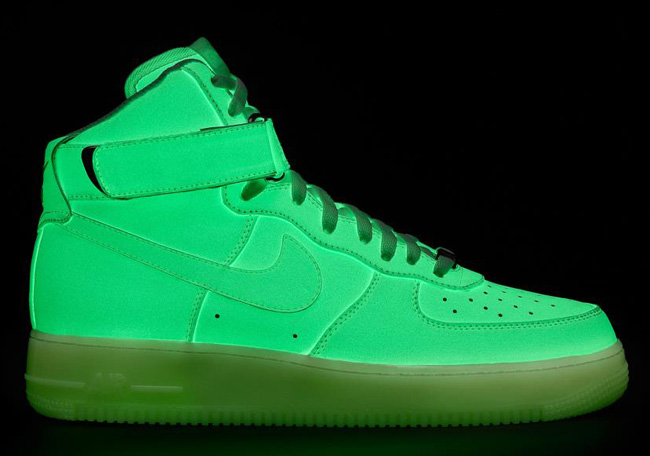nike air force 1 id glow in the dark samples le site de. Black Bedroom Furniture Sets. Home Design Ideas